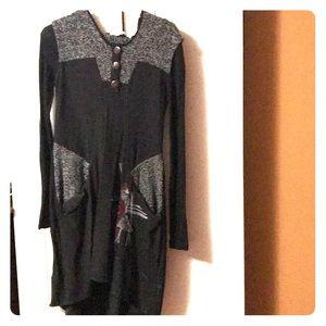 Trendy fall /winter dress